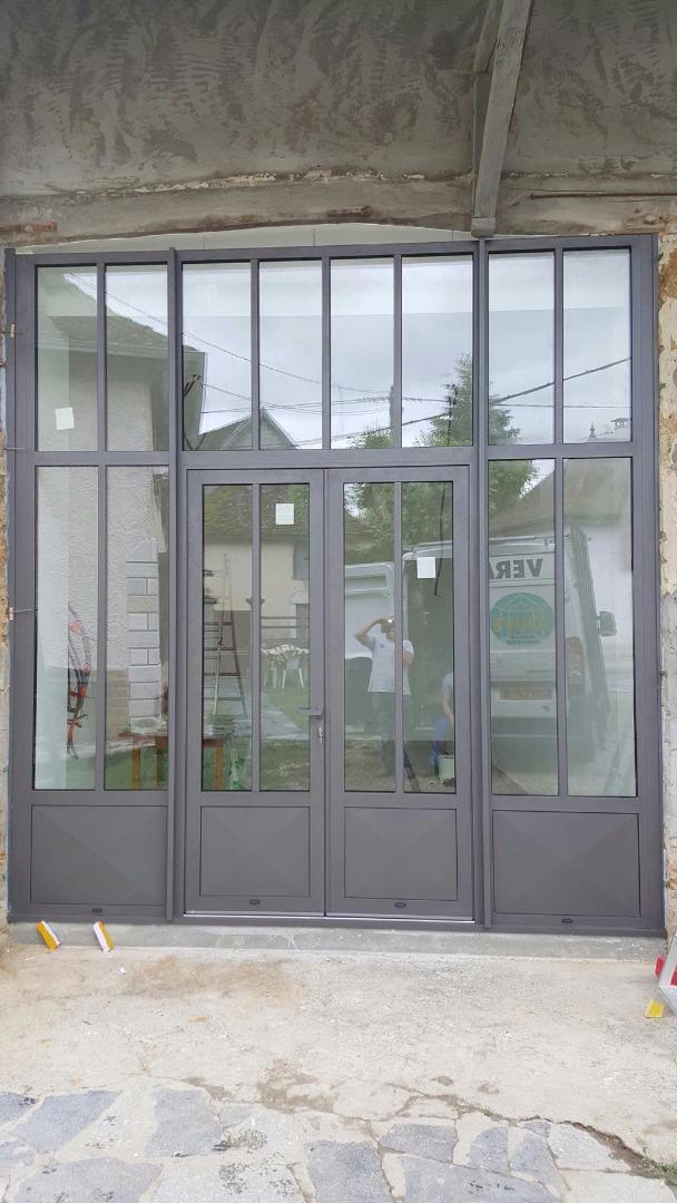 verri re type atelier espace jouve verandas. Black Bedroom Furniture Sets. Home Design Ideas